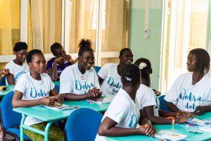Kobiety w Afryce często mają problem z dostępem do edukacji