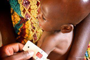 Dzieci w Demokratycznej Republice Konga cierpią na niedożywienie